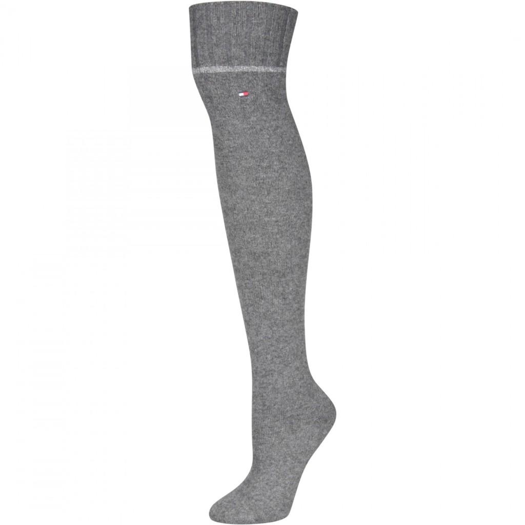 TH-433018001550-Tommy-Hilfiger-OVERKNEE-Socken-Struempfe